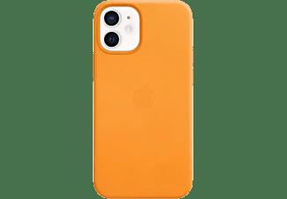 APPLE MHK63ZM/A, Backcover, Apple, IPhone 12 Mini, California Poppy