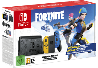 NINTENDO Switch Konsol Fortnite Paketi