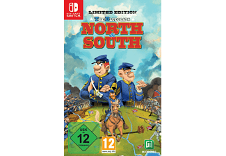 The Bluecoats: North & South - Limited Edition - [Nintendo Switch]