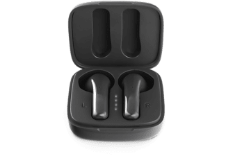 Auriculares inalámbricos - Vieta Pro VHP-TW23BK, True Wireless, Bluetooth, 16 h, Negro + Estuche de carga