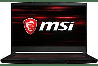 Portátil gaming - MSI GF63 Thin 10SCSR-876XES, 15.6 FHD, Intel® Core™ i7-10750H, 16GB, 1TB SSD, GTX1650, FDOS