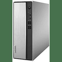 PC Sobremesa - Lenovo IdeaCentre 3 07IMB05, Intel® Core™ i3-10100, 8 GB RAM, 256 GB SSD, UHD Graphics 630, W10