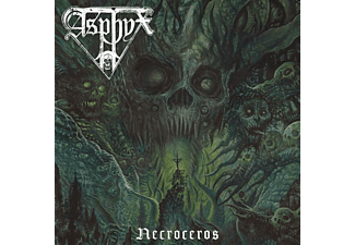 Asphyx - NECROCEROS  - (CD)