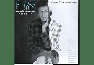 Philip Glass - SONGS FROM LIQUID DAYS  - (Vinyl)