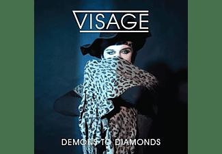 Visage - Demons And Diamonds  - (CD)