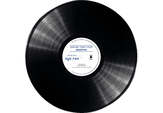 The Sensitive - GIVE ME-DON T STOP  - (Vinyl)