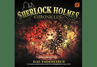 Sherlock Holmes Chronicles - Sherlock Holmes Chronicles-Sonderedition: Das To  - (CD)