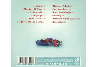 *white Rose Transmission - HAPPINESS AT LAST  - (CD)