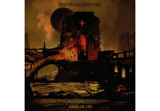 Fire Underground - ASHES OF LIFE  - (CD)
