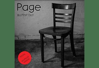 Page - Blutest Du?-CD EP  - (CD)