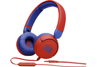 JBL Jr310 - Casque (On-ear, Bleu/Rouge)