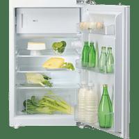 BAUKNECHT KSI 9GF2 Einbaukühlschrank (E, 875 mm hoch, Weiß)