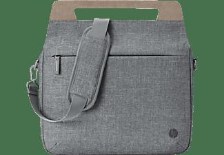 HP Renew Notebooktasche Umhängetasche für Universal Kunststoff, Grau