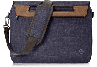 HP Renew Slim Notebooktasche Umhängetasche für Universal Kunststoff, Navy