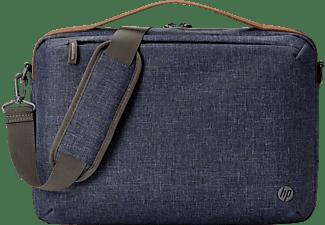 HP Renew Topload Notebooktasche Umhängetasche für Universal Kunststoff, Navy