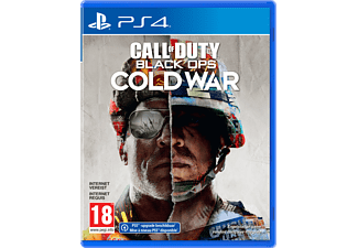 Call Of Duty Black Ops Cold War NL/FR PS4