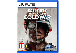 Call Of Duty Black Ops Cold War FR/NL PS5
