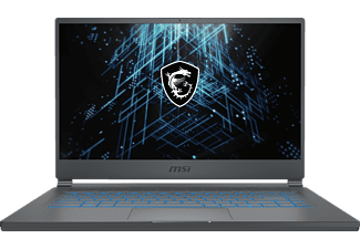 MSI Stealth 15M A11SEK, Gaming Notebook mit 15,6 Zoll Display, Intel® Core™ i7 Prozessor, 16 GB RAM, 1 TB SSD, GeForce RTX™ 2060 mit Max-Q Design, Carbon Grau