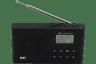 SOUNDMASTER DAB160SW DAB+ Radio, Digital, DAB+, FM, Schwarz