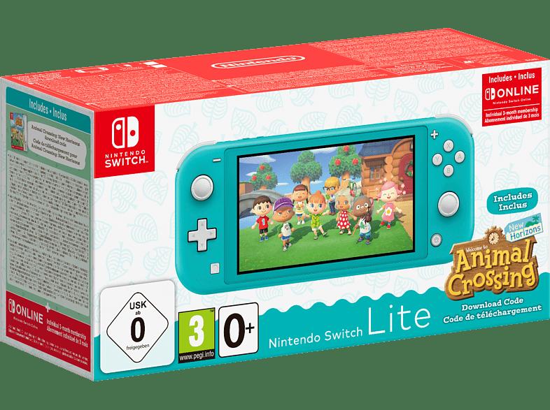 Switch Lite + Animal Crossing: New Horizons Bundle