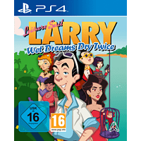 PS4 LEISURE SUIT LARRY - WET DREAMS DRY TWICE - [PlayStation 4]