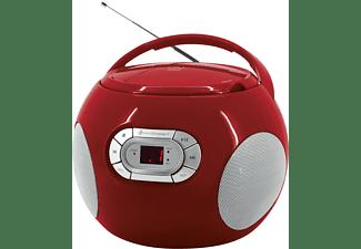 SOUNDMASTER SCD2120RO CD Player, Rot