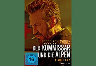 Rocco Schiavone: Der Kommissar und die Alpen - Staffel 1+2 DVD