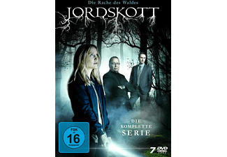 Jordskott - Die Rache des Waldes - Die komplette Serie DVD