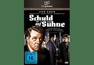 Schuld und Suehne (mit Jean Gabin) DVD