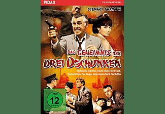 Das Geheimnis der drei Dschunken DVD