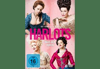 Harlots - Haus der Huren - Die komplette Serie (Staffel 1-3) DVD