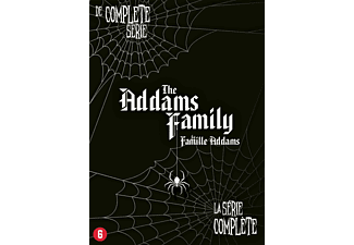 The Adams Family - Complete Series - DVD