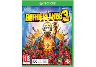 Borderlands 3 FR/NL Xbox One