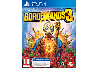 Borderlands 3 NL/FR PS4