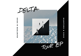 Mumford & Sons - DELTA (LTD.HARDCOVERBOOK TOUR EP)  - (CD)