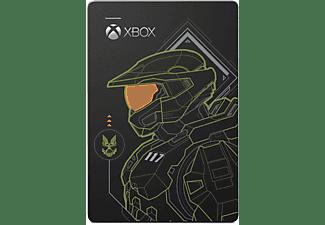 SEAGATE Game Drive Xbox Halo Edition, Externe Festplatte, Schwarz