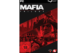 MAFIA TRILOGY (CODE IN THE BOX) - [PC]