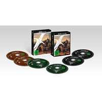Der Hobbit: Die Spielfilm Trilogie 4K Ultra HD Blu-ray