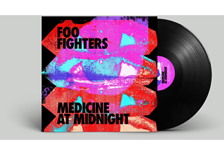 Foo Fighters - MEDICINE AT MIDNIGHT (TBA)  - (Vinyl)