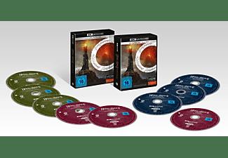 Der Herr der Ringe: Extended Edition Trilogie [4K Ultra HD Blu-ray]
