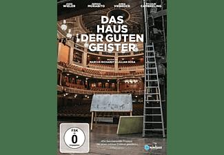 DAS HAUS DER GUTEN GEISTER DVD
