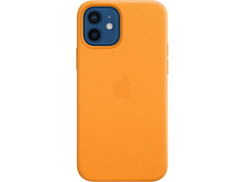 APPLE Leren cover iPhone 12 / 12 Pro met MagSafe California Poppy (MHL23ZM/A)
