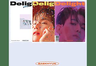 Baekhyun - DELIGHT(KEIN RR)  - (CD)