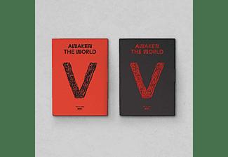 Wayv - AWAKEN THE WORLD 1(KEIN RR)  - (CD)