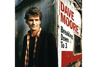 Dave Moore - BREAKING DOWN TO 3  - (CD)
