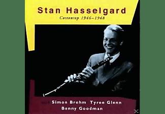 "Stan Hasselgard, Ake ""stan"" Hasselgard - COTTONTOP 1946-1948  - (CD)"