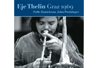 Eje Thelin - GRAZ 1969  - (CD)