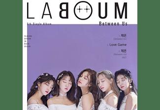 Laboum - BETWEEN US(KEIN RR)  - (Maxi Single CD)