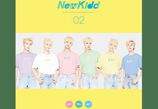 NewKidd02 - BOY BOY BOY(KEIN RR)  - (CD)