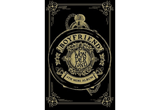 The Boyfriend - BOYFRIEND IN WONDERLAND(KEIN RR)  - (CD)